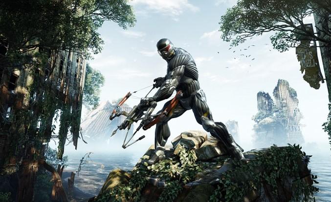 Скриншоты к игре Crysis 3